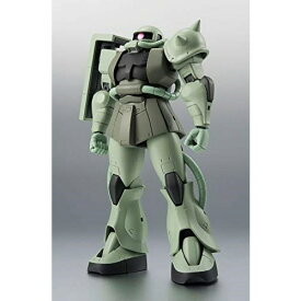 ROBOT魂 <SIDE MS> MS-06 量産型ザク ver. A.N.I.M.E.フィギュア 機動戦士ガンダム