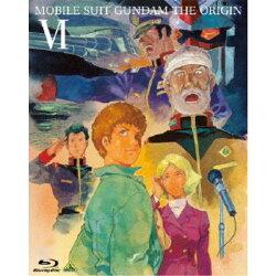 機動戦士ガンダムTHEORIGINVI誕生赤い彗星【Blu-ray】