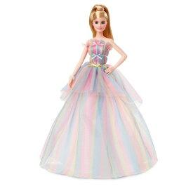 バースデー・ウィッシュ・バービーおもちゃ こども 子供 女の子 人形遊び 6歳