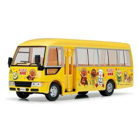 ダイヤペット DK-4116 アンパンマン ようちえんバスおもちゃ こども 子供 男の子 ミニカー 車 くるま 3歳