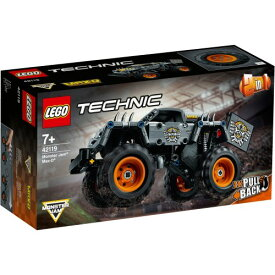LEGO レゴ テクニック Monster Jam(R) マックスD(R) 42119おもちゃ こども 子供 レゴ ブロック