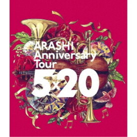 嵐/ARASHI Anniversary Tour 5×20《通常盤》 【Blu-ray】