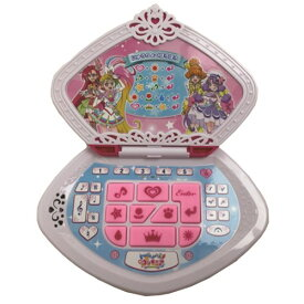 トロピカル〜ジュ!プリキュア ハッピー♪おでかけパソコンおもちゃ こども 子供 女の子
