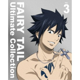 【送料無料】FAIRY TAIL Ultimate Collection Vol.3 【Blu-ray】