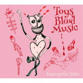 斉藤和義/Toys Blood Music (初回限定) 【CD】