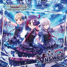 (ゲーム・ミュージック)/THE IDOLM@STER CINDERELLA GIRLS STARLIGHT MASTER 16 ∀NSWER 【CD】