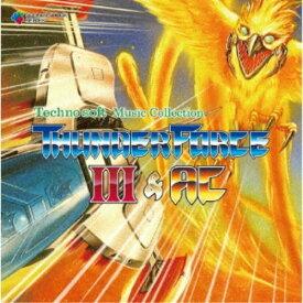(ゲーム・ミュージック)/Technosoft Music Collection -THUNDER FORCE III & AC- 【CD】