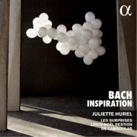 (クラシック)/Bach Inspiration 【CD】