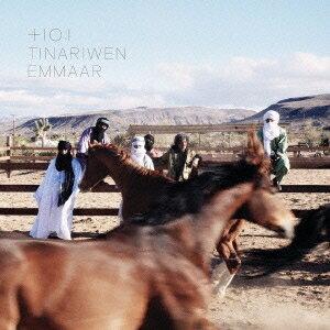 ティナリウェン/エンマー 〜灼熱の風〜 【CD】