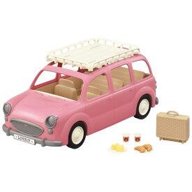 シルバニアファミリー V-06 いっぱい乗れるよ!ピクニックワゴンおもちゃ こども 子供 女の子 人形遊び 小物 3歳