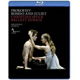 プロコフィエフ:バレエ『ロメオとジュリエット』 【Blu-ray】