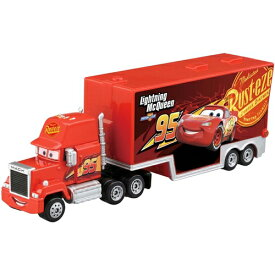 ディズニー・ピクサートミカコレクション マック(カーズ3タイプ) おもちゃ こども 子供 男の子 ミニカー 車 くるま 3歳