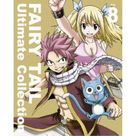 【送料無料】FAIRY TAIL Ultimate Collection Vol.8 【Blu-ray】