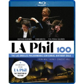 ロス・フィル創立100周年ガラ・コンサート 【Blu-ray】