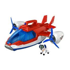 パウ・パトロール エアパトローラーおもちゃ こども 子供 男の子 ミニカー 車 くるま 3歳