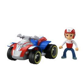 パウ・パトロール ベーシックビークル(フィギュア付き) ケント ダッシュバギーおもちゃ こども 子供 男の子 ミニカー 車 くるま 3歳