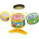 アンパンマン うちの子天才 おおきなドラムセットおもちゃ こども 子供 知育 勉強 3歳
