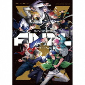 Buster Bros!!!・麻天狼・Fling Posse/ヒプノシスマイク -Division Rap Battle- 2nd Division Rap Battle 「Buster Bros!!! VS 麻天狼 VS Fling Posse」 【CD】
