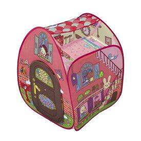ピンポーン♪&おしゃべりつき2階だてぽぽちゃん家 おもちゃ こども 子供 女の子 人形遊び 小物