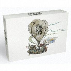 Kis-My-Ft2/BEST of Kis-My-Ft2《B盤/CD+DVD盤》 (初回限定) 【CD+DVD】