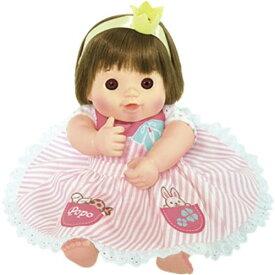 ぽぽちゃん・ちいぽぽちゃん兼用着せかえ きせかえ簡単♪ドレスエプロン おもちゃ こども 子供 女の子 人形遊び 小物