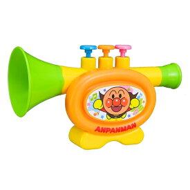 アンパンマン うちの子天才 トランペット おもちゃ こども 子供 知育 勉強