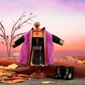 ずっとぎゅっと レミン&ソラン アナ ドレスセット=アナと雪の女王2=おもちゃ こども 子供 女の子 人形遊び 洋服 3歳