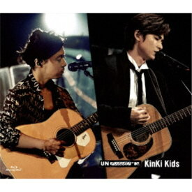 KinKi Kids/MTV Unplugged: KinKi Kids 【Blu-ray】