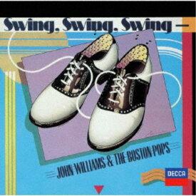 ジョン・ウィリアムズ ボストン・ポップス/ムーンライト・セレナード、イン・ザ・ムード〜スイング・スイング・スイング《生産限定盤》 (初回限定) 【CD】