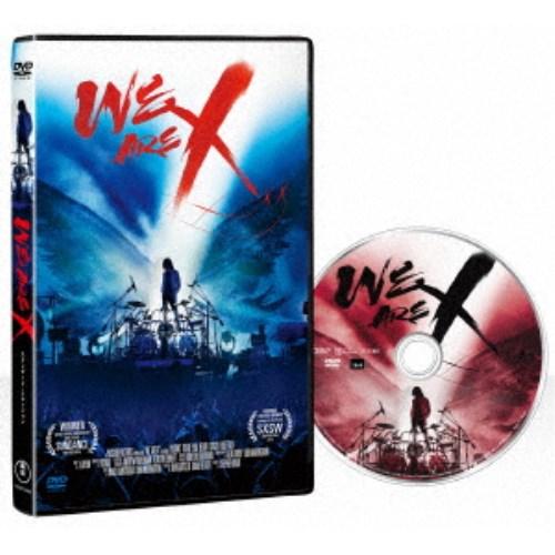 WE ARE X スタンダード・エディション 【DVD】