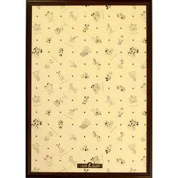 ジグソーパネルディズニー専用木製パネル1000ピース用ブラウン