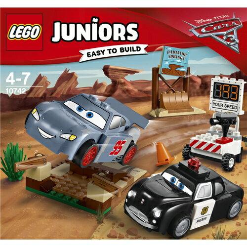 【送料無料】LEGO 10742 ジュニア ウィリーのスピードトレーニング