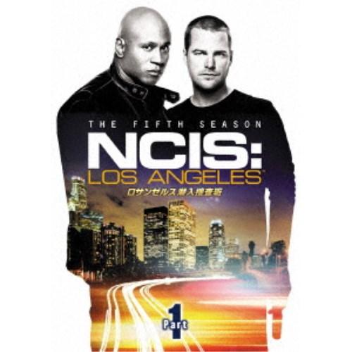 【送料無料】NCIS: LOS ANGELES ロサンゼルス潜入捜査班 シーズン5 DVD-BOX Part 1 【DVD】