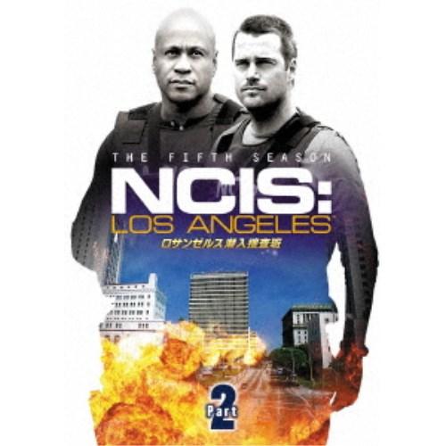【送料無料】NCIS: LOS ANGELES ロサンゼルス潜入捜査班 シーズン5 DVD-BOX Part 2 【DVD】