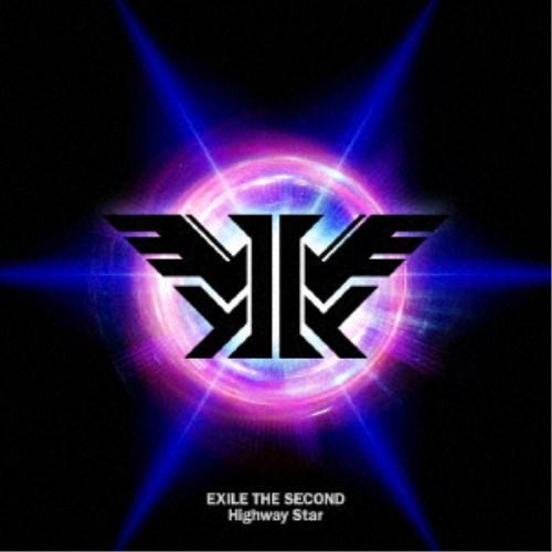【送料無料】EXILE THE SECOND/Highway Star (初回限定) 【CD+DVD】