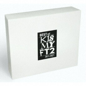 Kis-My-Ft2/BEST of Kis-My-Ft2《通常盤/CD+Blu-ray盤》 【CD+Blu-ray】