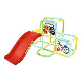 アンパンマン うちの子天才カンタン折りたたみ式ジャングルパーク クリスマスプレゼント おもちゃ こども 子供 知育 勉強 遊具 室内 2歳