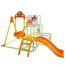 アンパンマン うちの子天才ブランコパークDX ボール付き おもちゃ こども 子供 知育 勉強 遊具 室内 2歳