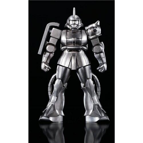 超合金の塊 GM-02:シャア専用ザクII