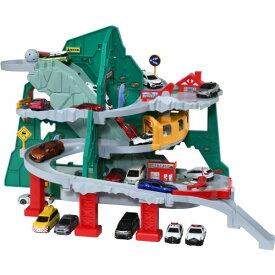 トミカ トンネルくぐって!やまのぼりドライブおもちゃ こども 子供 男の子 ミニカー 車 くるま
