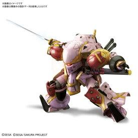 新サクラ大戦 HG 1/24 霊子戦闘機・無限(天宮さくら機)おもちゃ プラモデル