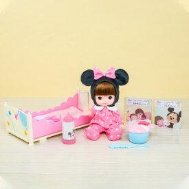 ラッピング対応可◆ずっとぎゅっと レミン&ソラン レミン はじめてのおせわギフトセット クリスマスプレゼント おもちゃ こども 子供 女の子 人形遊び 1歳6ヶ月 ミニーマウス
