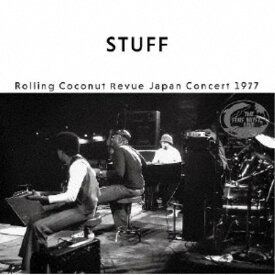 スタッフ/ROLLING COCONUT REVUE JAPAN CONCERT 【CD】