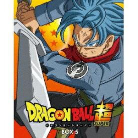 ドラゴンボール超 DVD BOX5 【DVD】