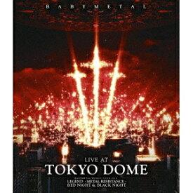 BABYMETAL/LIVE AT TOKYO DOME《通常版》 【Blu-ray】