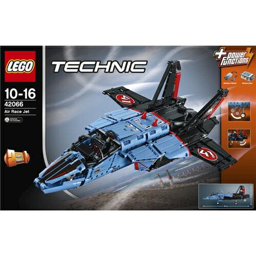 【送料無料】LEGO 42066 テクニック エアレースジェット