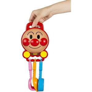 アンパンマン おでかけ砂場ホルダーおもちゃ こども 子供 知育 勉強 1歳6ヶ月
