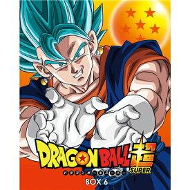 ドラゴンボール超 DVD BOX6 【DVD】