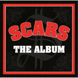 SCARS/ジ・アルバム 【CD】