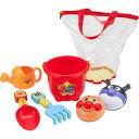 アンパンマン カラフルおでかけ砂場セットおもちゃ こども 子供 知育 勉強 3歳